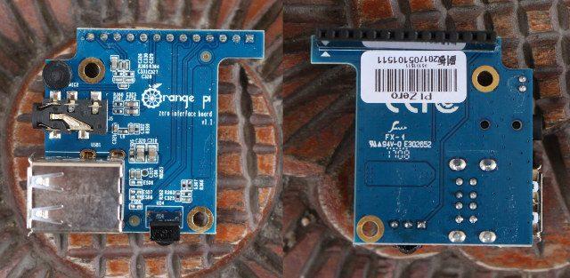 Bo mở rộng Orange-Pi-Zero-Interface-Board